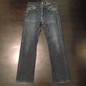 Men's standard 7 For All Mankind jeans